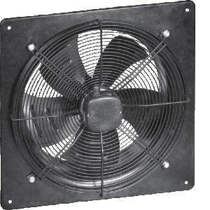 Осевой вентилятор для ванной