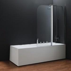 Стеклянная шторка для ванной Koller Pool