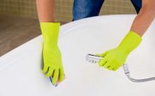 Чем мыть акриловую ванну — советы и обзор чистящих средств