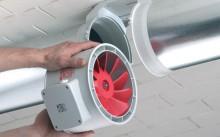 Разновидности и особенности канальных вентиляторов для вытяжки