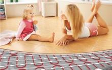 Какой теплый пол под плитку подойдет лучше?
