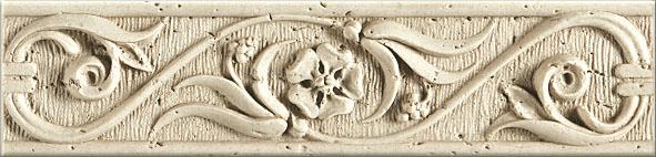 бордюр - фриз для ванны