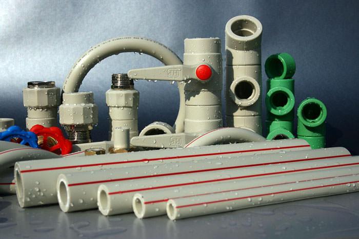 пластиковые трубы отопления
