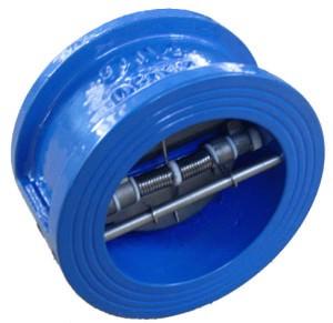 межфланцевый обратный клапан