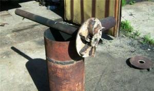 котел длительного горения на дровах