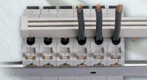 Установка автоматического выключателя