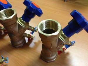 Балансировочные клапаны VIR 9505 для систем отопления и охлаждения