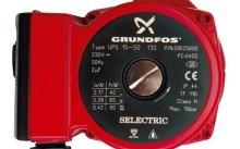 Насосы Grundfos — технические характеристики