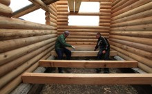 Инструкция по утеплению деревянного пола в деревянном доме