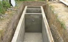 Прокладка канализации в частном доме