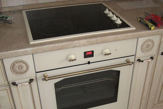 Плита и духовка