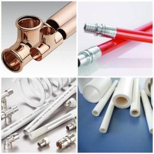 Выбор труб