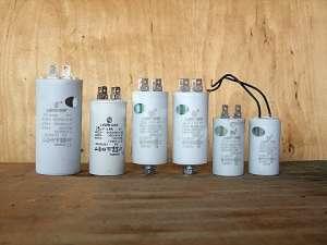 Рядо пусковых конденсаторов