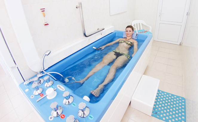Радоновые ванны: показания и противопоказания к применению