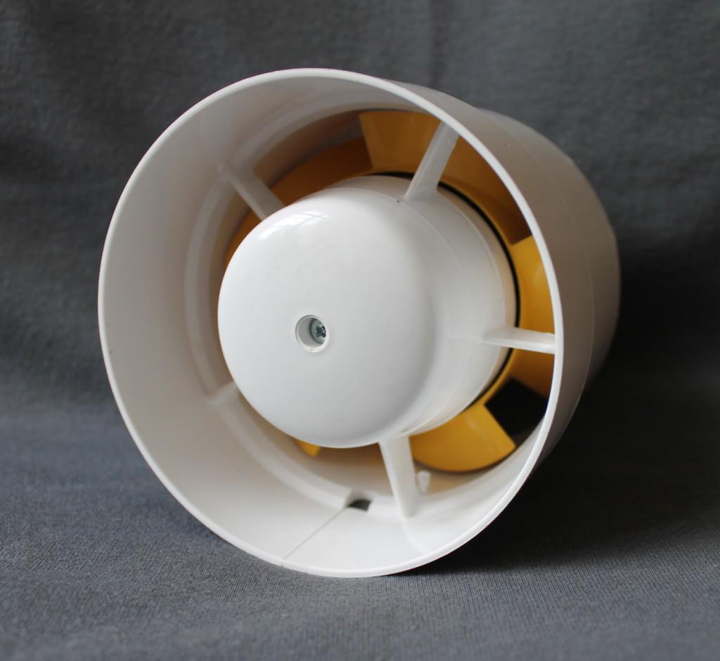 Канальный вентилятор для вытяжки