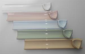 Керамические бордюры для ванной