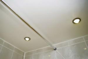 Врезные точечные светильники для ванной