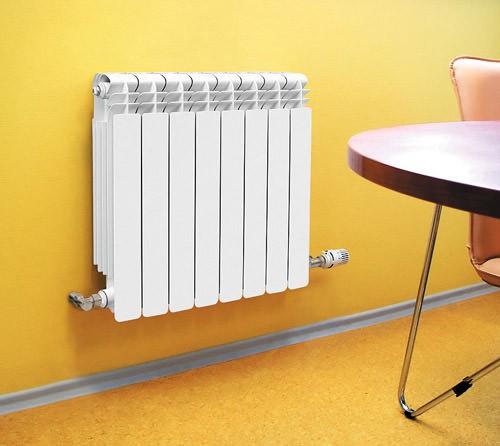 алюминиевые радиатор отопления
