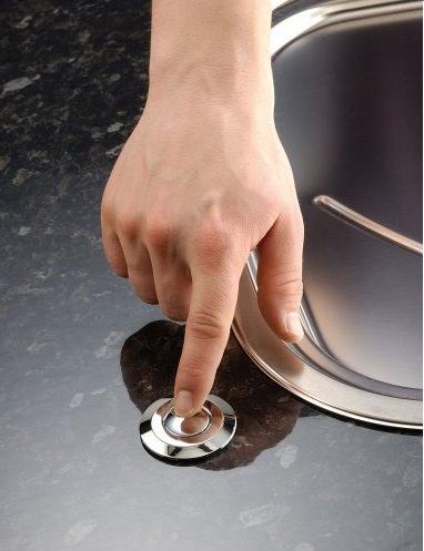 кнопка измельчителя отходов