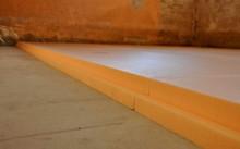 пеноплекс на полу