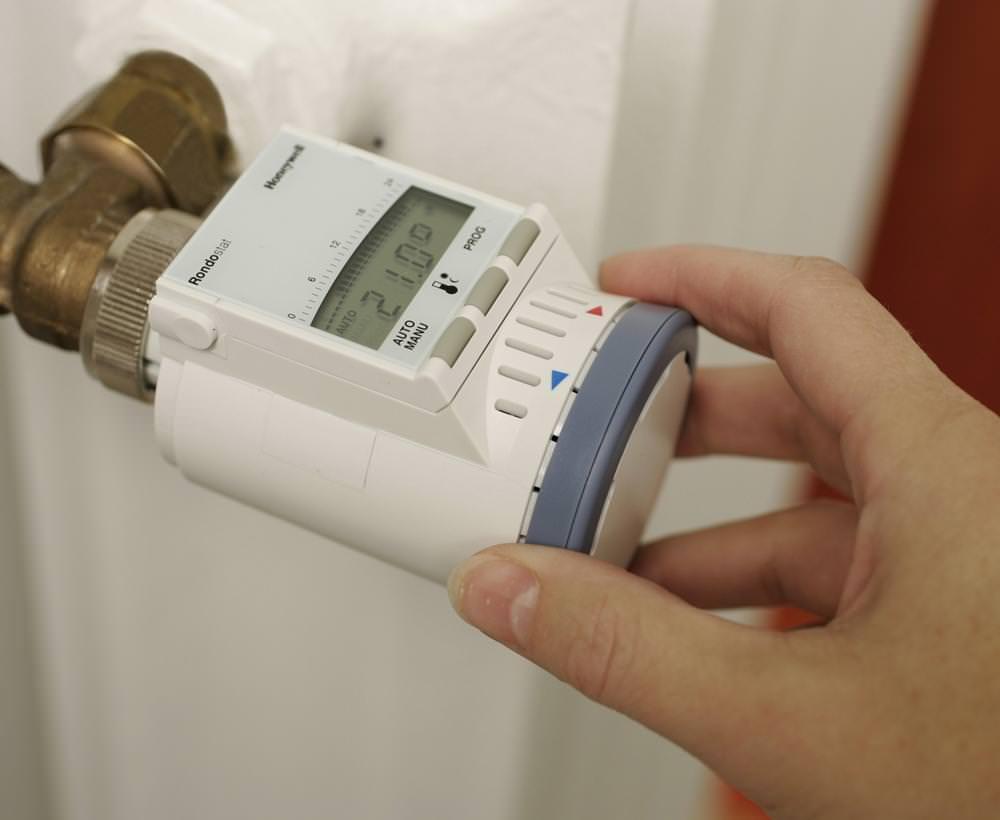 терморегулятор батареи