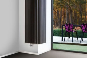 вертикальный радиатор отопления