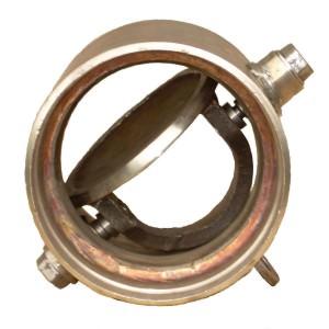 поровотный обратный клапан