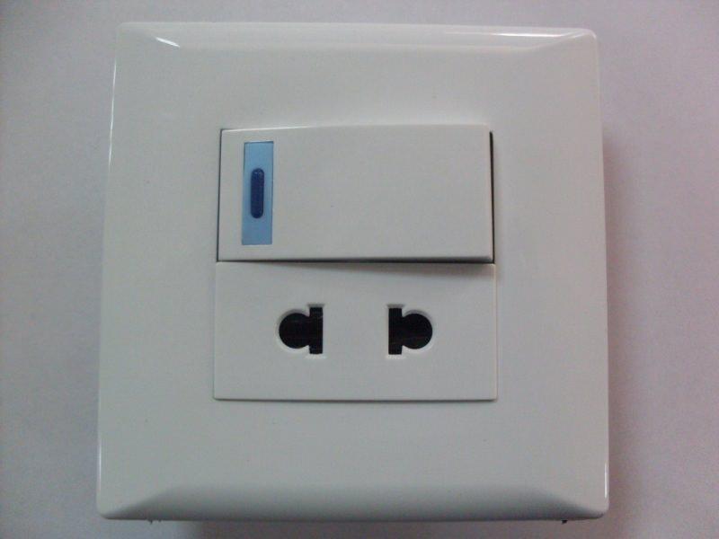 Розетка с выключателем в одном корпусе схемы и как правильно подключить