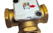 трехходовой клапан для твердотопливного котла
