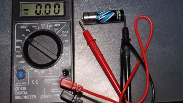 Инструменты для работы с мультиметром