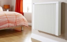 Радиатор в спальне