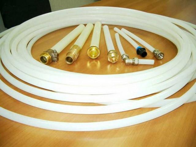 Трубы из металлопластика для теплого пола