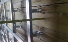 Подготовительные работы для утепления стен снаржи