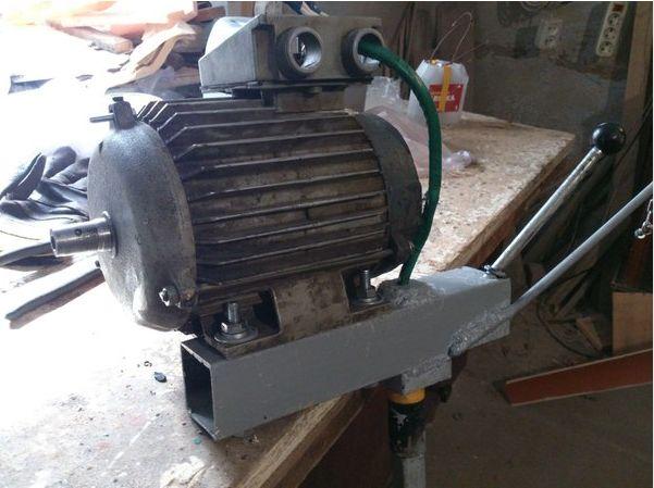 Асинхронный двигатель и генератор для ветряка
