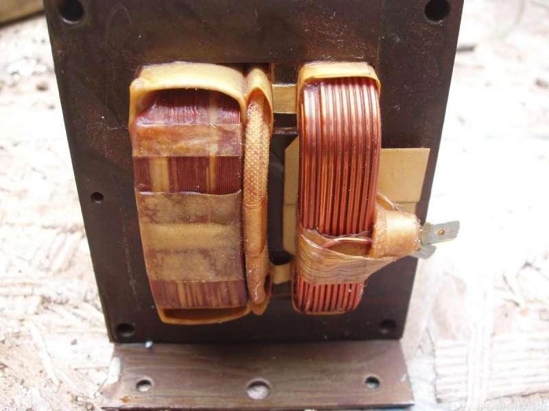 Трансформаторный сварочный аппарат своими руками
